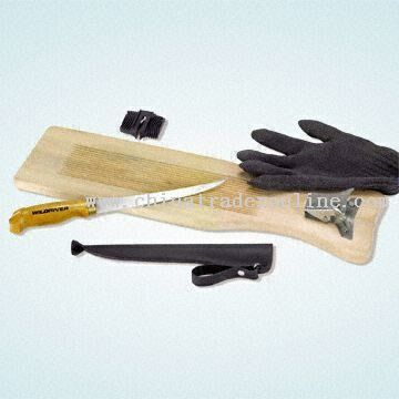 High End Fillet Set Includes Everything Needed to Clean and Fillet the Catch