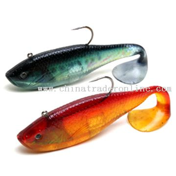 Tac Flash Soft Flashing Lures (160mm)
