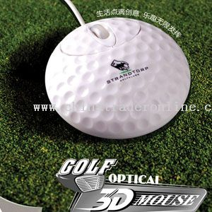 Golf Mouse from China