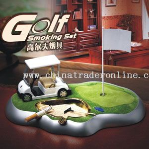 Golf Smoking Sets