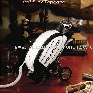 Golf Telephone