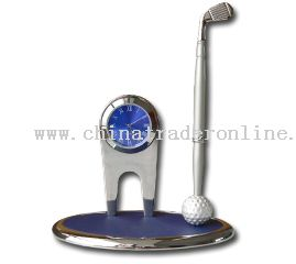 Golf stationery