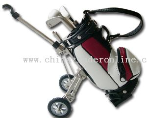 PROMOTIONAL GOLF PEN HOLDER