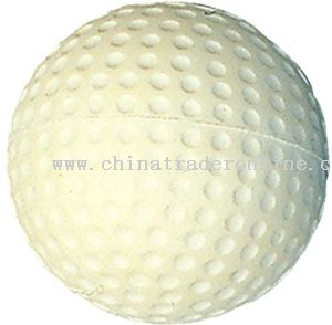 Pu Golf Ball from China