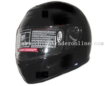 DOT FULL FACE HELMET