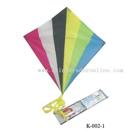 Rainbow Diamond Kite