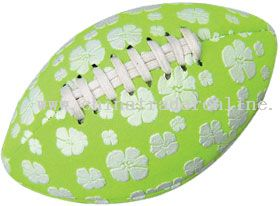 Special fabric cover rugby ball from China