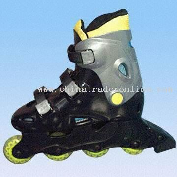 Hard Shell Inline Skate Shoes