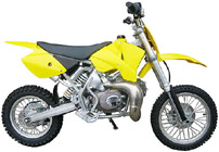 110cc single-cylinder four stroke water-cooled Dirt Bike
