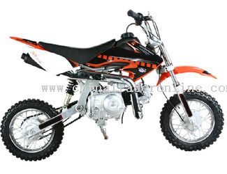 4-strokes one cylinder air cooling Dirt Bike