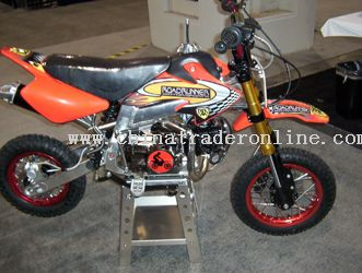 Perimeter Style All Aluminum Frame Dirt Bike from China