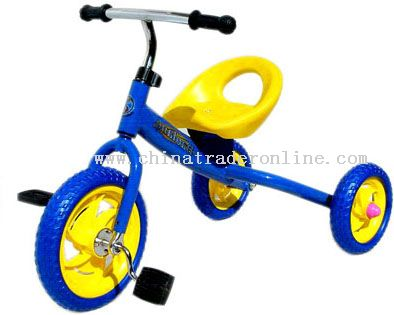 blue Children Tricycle