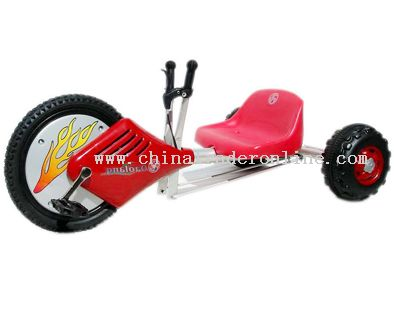 plastic and metal Children Tricycle