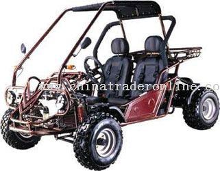 150CC Single Cylinder 4Stroke Air-Cooling Go Karts