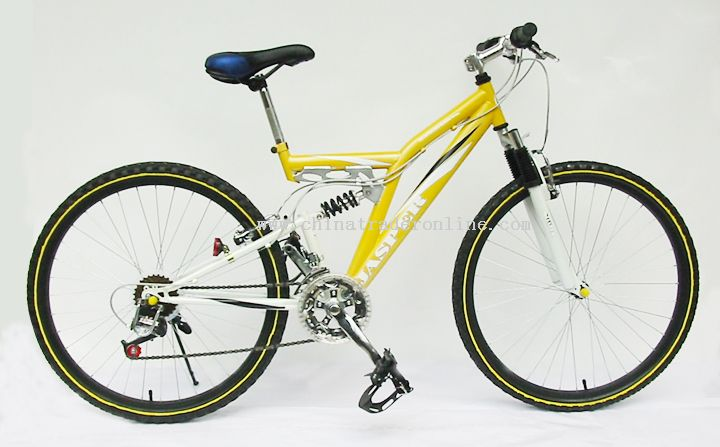 2000suspensiton bike