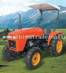 3 cylinder, 30HP, vertical, water cooled, 4-stroke Tractor