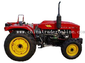 3cylinder, 35HP, vertical, water cooled, 4-stroke Tractors