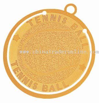 Tennis Ball Boookmark