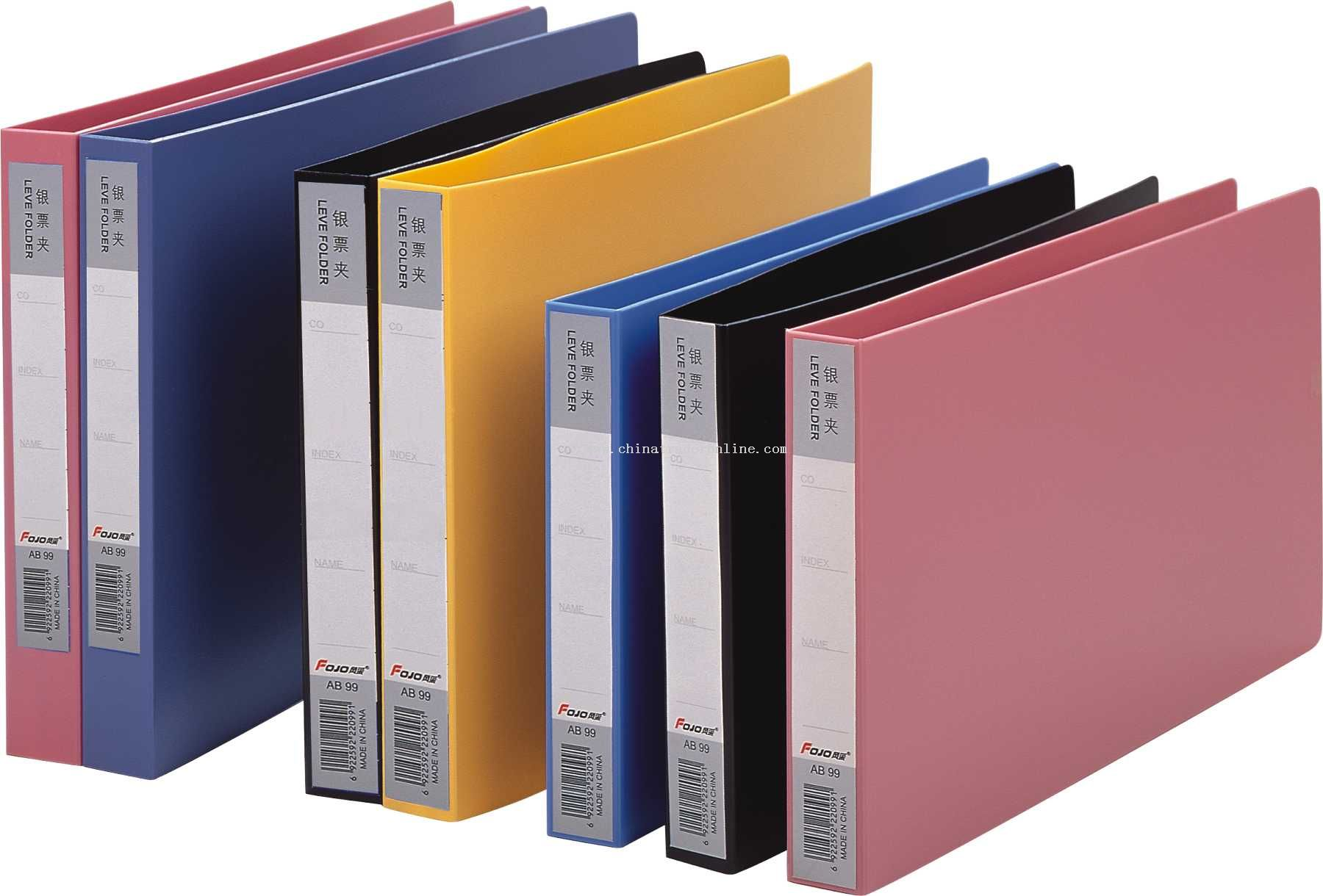 PP bill file folder