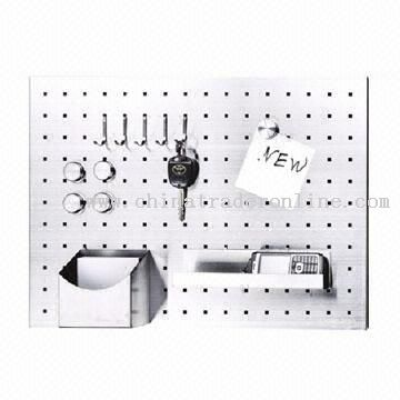 Metal Board Stationery Set