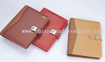 32K jointing leather multifunctional jotters