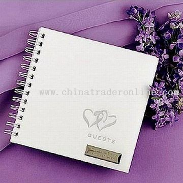 A4 Spiral Notebook from China