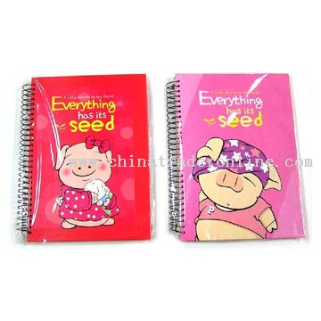 Softcover Notebook, Exercise Book