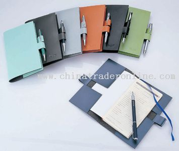 colorful jotters & notebooks from China