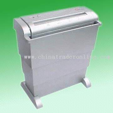 A4 Size Strip-Cut Paper Shredder from China