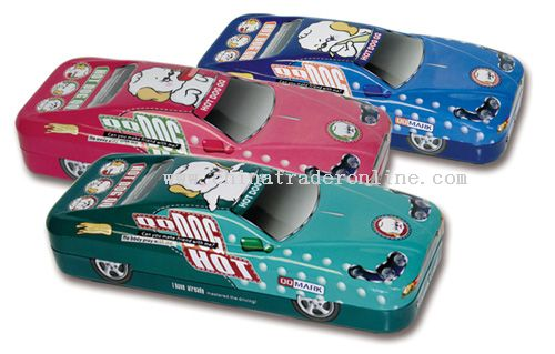 Rase Car Pencil Box