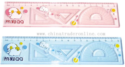 Ruler from China
