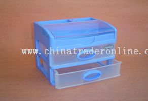 3 layers stationery cabinet