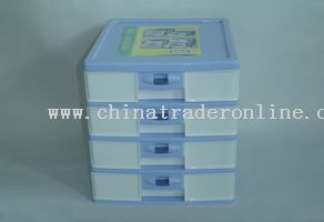 4 layers file cabinet