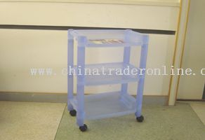 3 layers active storage shelf from China