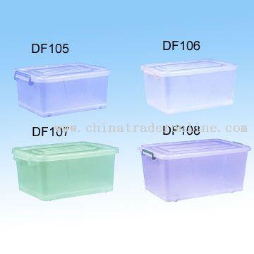 Rolling Storage Box