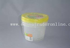round-shaped box from China