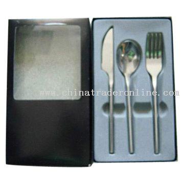 3pc Tableware