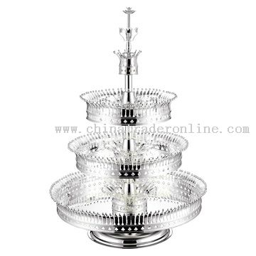 4-Layer Luxurious Seafood Tower