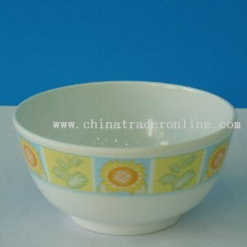 Melamine Mixing Bowl with Assorted Sizes for Option