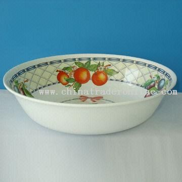 Melamine Salad Bowl with A Variety of Sizes for Selection
