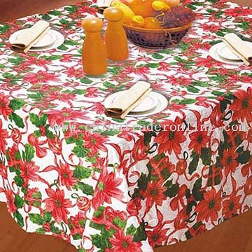 Damask Table Cloth
