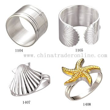 Napkin Ring from China