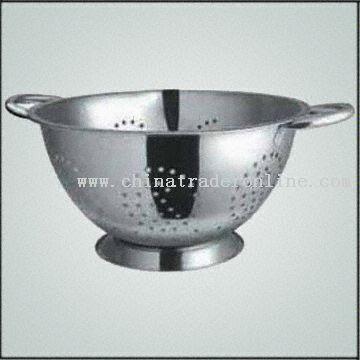 Stainless Steel Deep Colanders
