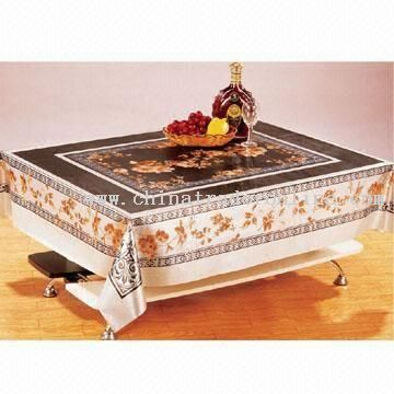 Crystal Tablecloth from China