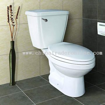 Siphonic Close-Couched Toilet