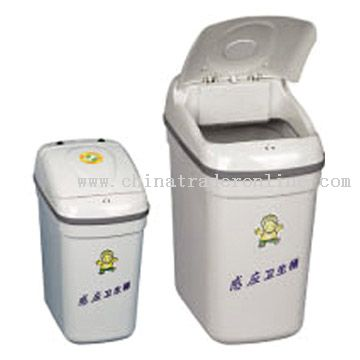 Automatic Dustbins