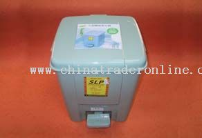 square shape dustbin(L) from China