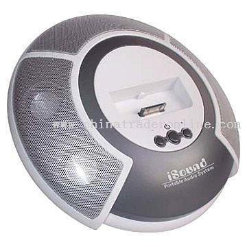 Digital Mini Speaker for iPod