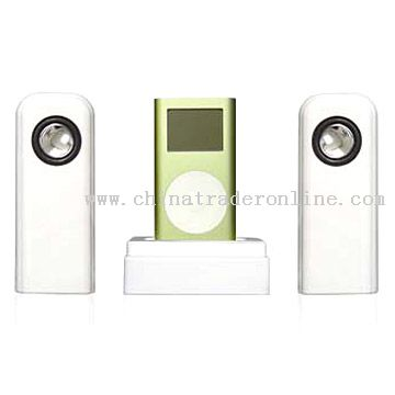 Digital Mini Speaker for iPod from China
