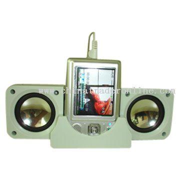 Sound Box for iPod